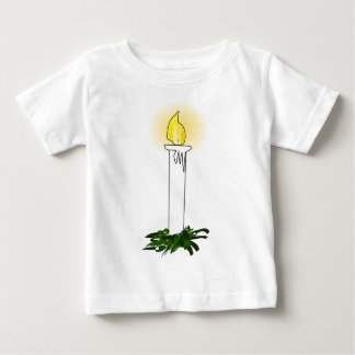 Advent Candle Infant T-shirts