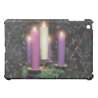 Advent Candles iPad Mini Cases