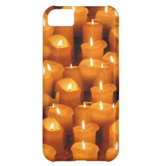 Advent Christmas Candles Case For iPhone 5C