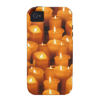 Advent Christmas Candles Case-Mate iPhone 4 Cases