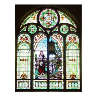 Advent Lutheran Church Post Card