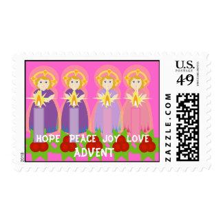 ADVENT Postal Stamp-Customize Postage Stamp