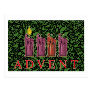 Advent Postcard
