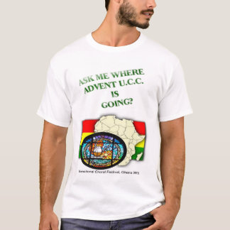 Advent Ucc t T-Shirt
