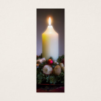Advent Wreath • Christmas Profilecard / Gift Tag