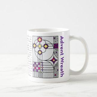 Advent Wreath Mug