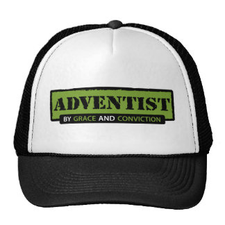 Adventist by Grace and Conviction Trucker Hat