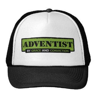 Adventist por tolerancia y la convicción gorra
