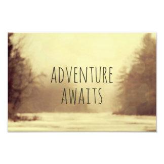 Adventure Awaits II Photo Print