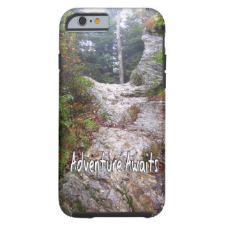 Adventure Awaits in the Great Smoky Mountains Tough iPhone 6 Case