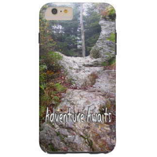 Adventure Awaits in the Great Smoky Mountains Tough iPhone 6 Plus Case