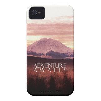 adventure awaits iPhone 4 cover