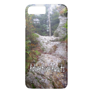 Adventure Awaits just over the Trail iPhone 8 Plus/7 Plus Case