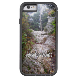 Adventure Awaits just over the Trail Tough Xtreme iPhone 6 Case