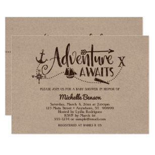 Treasure Hunt Invitations Zazzle