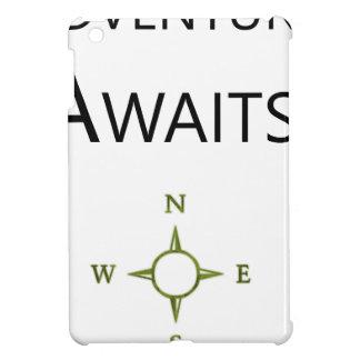 Adventure Awaits Wee One BEAUTIFUL Cover For The iPad Mini