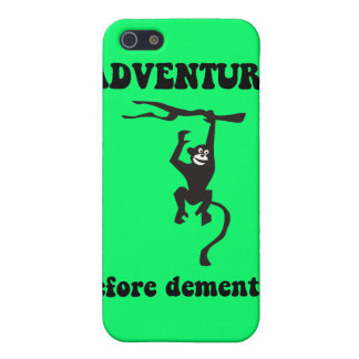 adventure before dementia iPhone SE/5/5s case