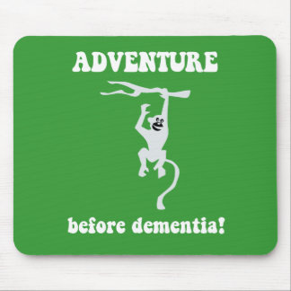 adventure before dementia mouse pads