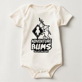 Adventure Bums Baby Bodysuit