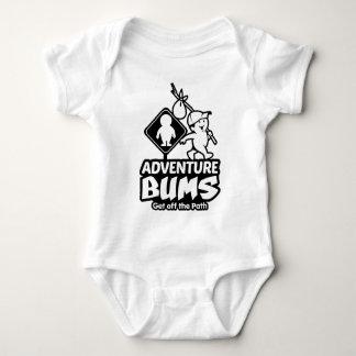 Adventure Bums kids Baby Bodysuit