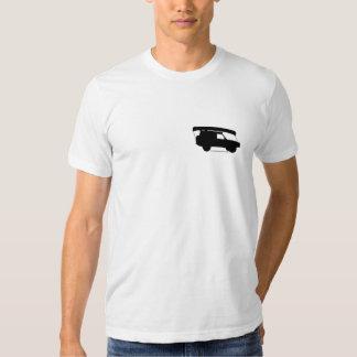 Adventure Canoe Logo T - American Apparel Tee Shirt