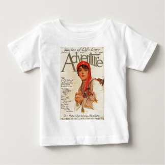 Adventure Cover Baby T-Shirt