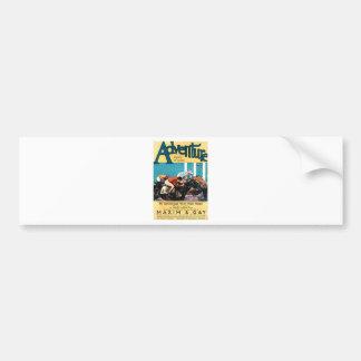 Adventure Cover Car Bumper Sticker