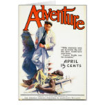 Adventure Cover Card