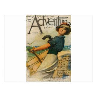 Adventure Cover Postcard