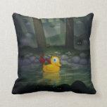 Adventure Duck Pillow