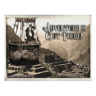 Adventure Greeting Card