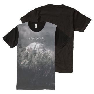 Adventure hashtag tshirt
