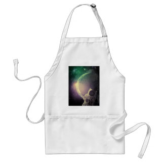 Adventure In Space Adult Apron