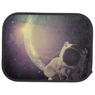 Adventure In Space Car Mat