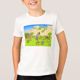 Adventure in the castle t-shirt