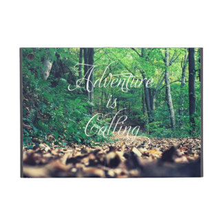Adventure is calling iPad mini case