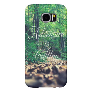 Adventure is calling samsung galaxy s6 cases