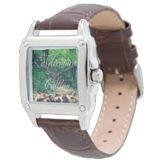 Adventure is calling wristwatches