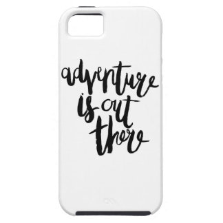 Adventure  is Out There iPhone SE/5/5s Case