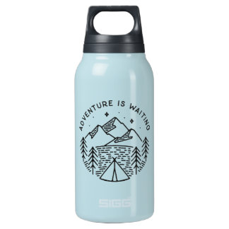 Adventure is Waiting Hot & Cold Bottle