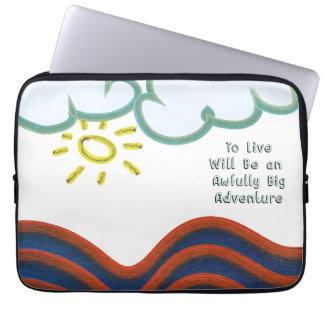 Adventure Laptop sleeve
