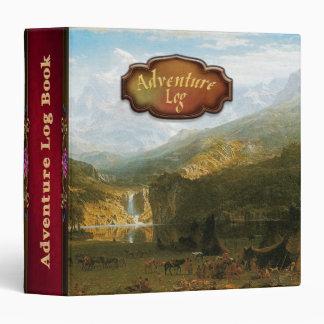 Adventure Log Binder