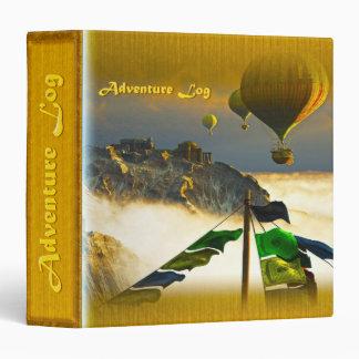 Adventure Log Binder - Avery Signature Binder