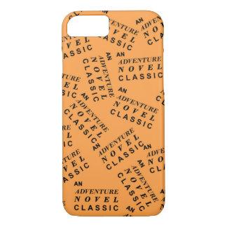 Adventure novel classic iPhone 7 case