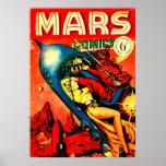 Adventure on Mars Poster