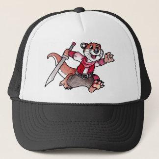 Adventure Otter Trucker Hat