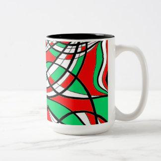 Adventure Robust Popular Truthful Two-Tone Coffee Mug