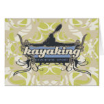 Adventure Sport Kayaking Tshirts and Gifts Card
