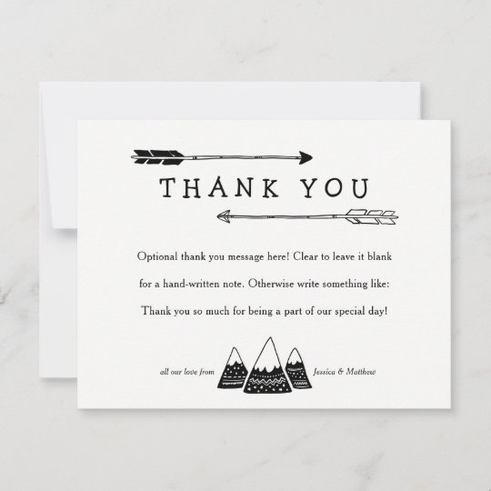 Adventure Themed Thank You Cards For Baby Shower Zazzle
