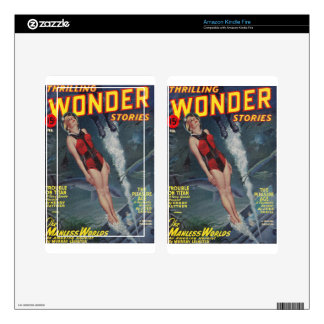 Adventure Underwater Skins For Kindle Fire